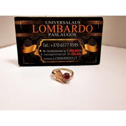 Auksinis žiedas 2,72g