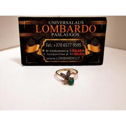 Auksinis žiedas 2,62g