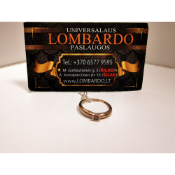 Auksinis žiedas 1,45g.