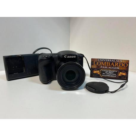 CANON Powershot SX400IS fotoaparatas